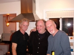 Terry cummings, Tim Maul, Cliff Powell