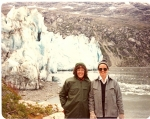 Sue Danver happened to be the Park Naturalist on a cruise ship in Glacier Bay. And, on that ship, Mardie Porter was work