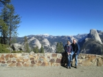 Peter & Amy Helweg  25th Anniv. pic from Yosemite