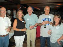 Paul Buckley, Barb and Jim Tully, Jim and Cindi Valente